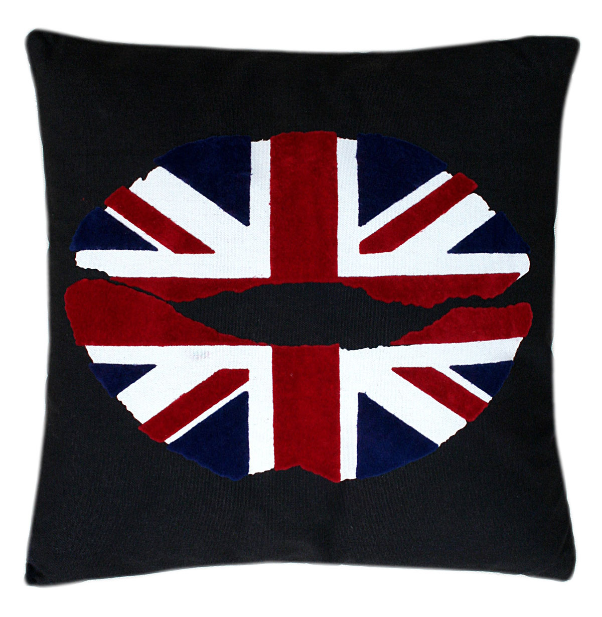 UK LIPS CUSHION